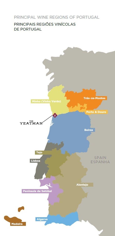 Best Portugal Best Kept Secrets Images On Pinterest Portugal - Portugal map in 1200