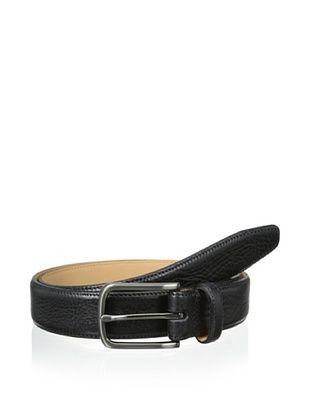 40% OFF The British Belt Company Men's Miller Belt (Black)