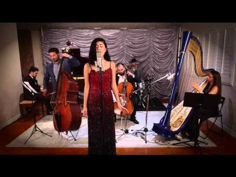 Welcome To The Jungle - Vintage Orchestral Guns 'n' Roses Cover ft. Daniela Andrade - YouTube