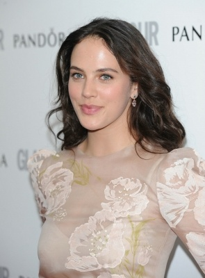 Jessica Brown Findlay.                                                                                                                                                                                 Plus