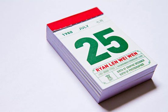 Ryan Len Business Card