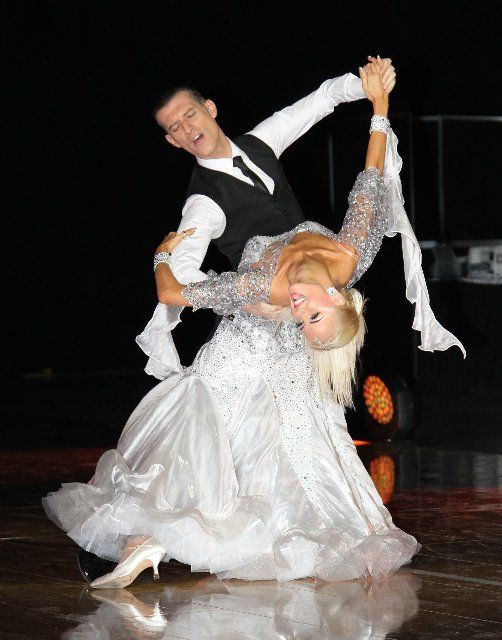 Paolo Bosco & Joanne Clifton   Professional Ballroom Champions Adult