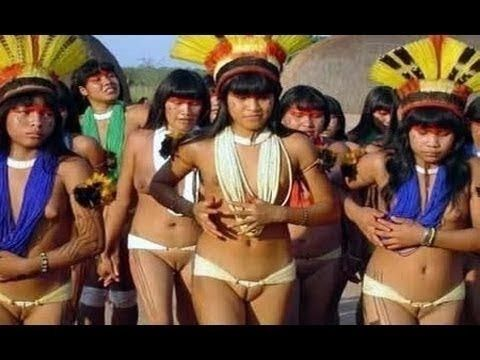 The Tribe In The Picture  | Uncontacted Amazon Tribe | Discovery HD Chan...