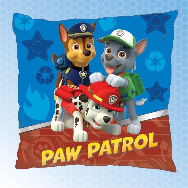 Psi patrol poszewka na poduszkę dla dziecka