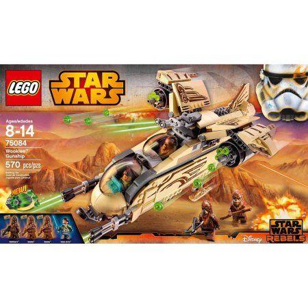 Lego Star Wars Wookiee Gunship, Multicolor