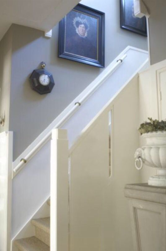 """This stairway is from our feature """"East & West"""""""