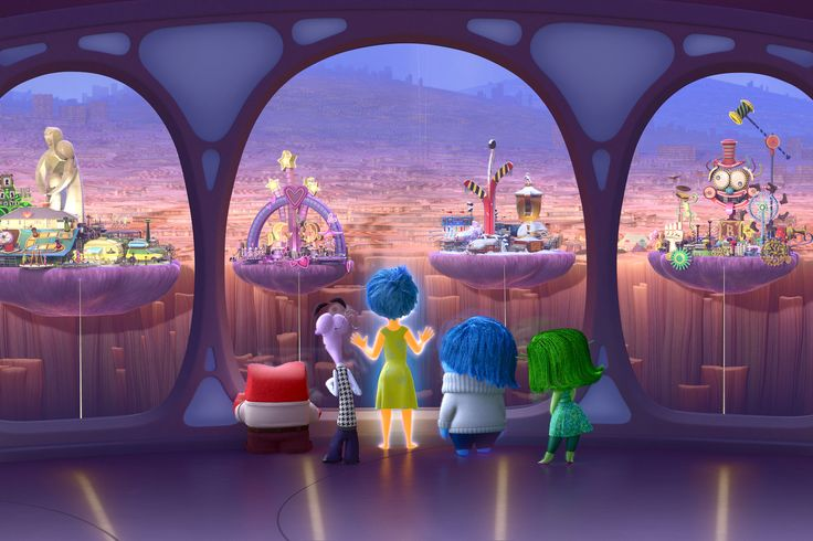 The Psychology of Inside Out: A Beautiful Lesson in Emotional Intelligence « Under the Mask