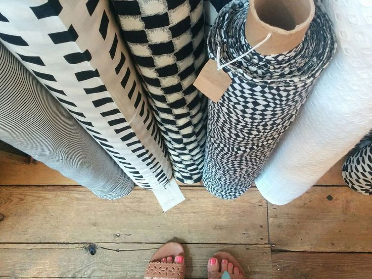 Big, bad list of where to buy fabric online
