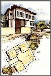 geleneksel türk ev mimarisi ile ilgili görsel sonucu