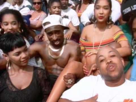 "2Pac feat. Digital Underground, ""I Get Around"" (1993) 