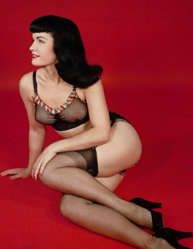 Betty Page Photos: 631 Best Bettie (Betty) Page Images On Pinterest
