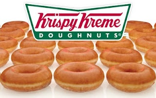 Krispy Kreme Doughnuts ~ Founded in Winston-Salem, North Carolina in 1937.