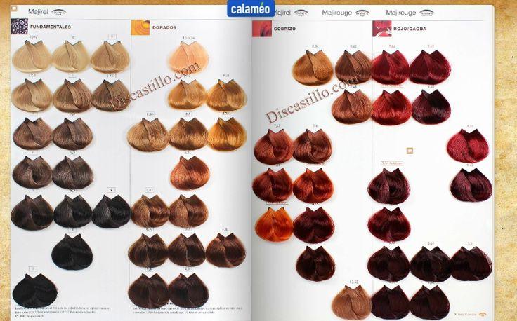 Loreal Majirel Color Hair Pinterest