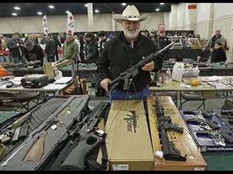 GunShow как в США продается оружие  НАМ НУЖНЫ РЕАЛЬНО БОЛЬШИЕ ПУШКИ - YouTube