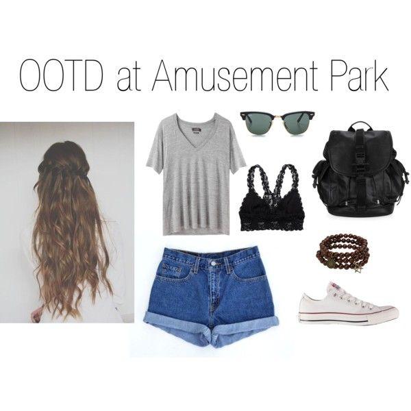 Amusement Park Outfit - Polyvore