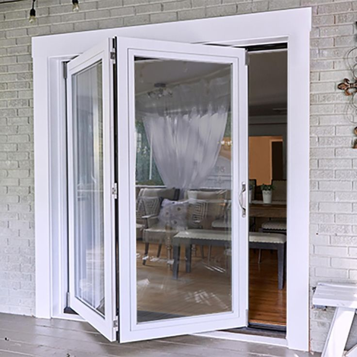 Pin By Cstinson On French In 2020 Folding Patio Doors Sliding Doors Exterior Glass Doors Patio