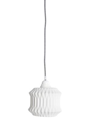 Lampskärm porslin- House Doctor16,5 cm i diameter