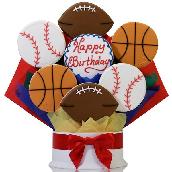 1000+ Images About Birthday-sports On Pinterest