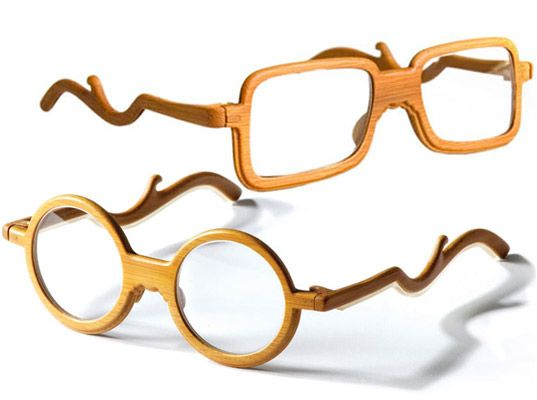 Ming Inspired Bamboo Glasses by Yii Collection / http://www.ecouterre.com/bamboo-spectacle-frames-inspired-by-chinese-ming-dynasty-furniture/