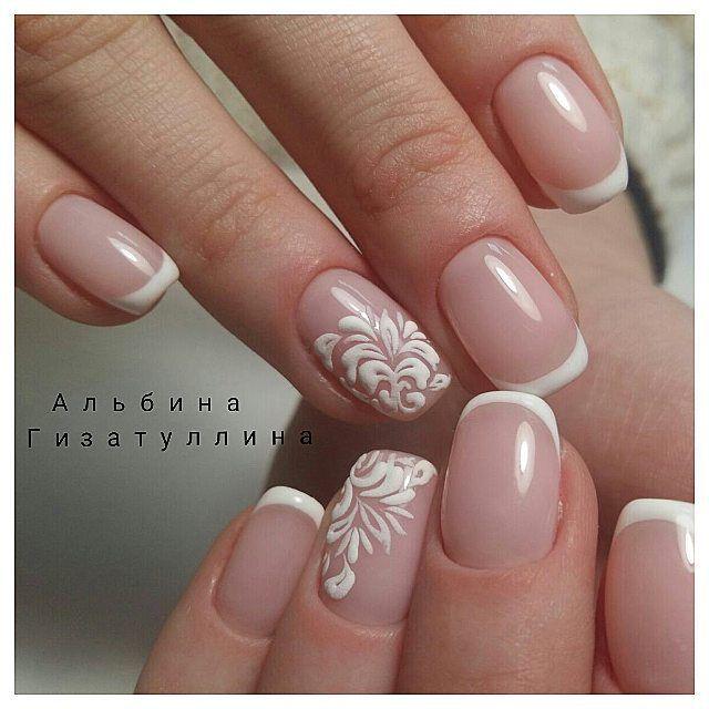 #маникюрвказани #ногти #ногтиказань #дизайнногтей #френч #маникюр…