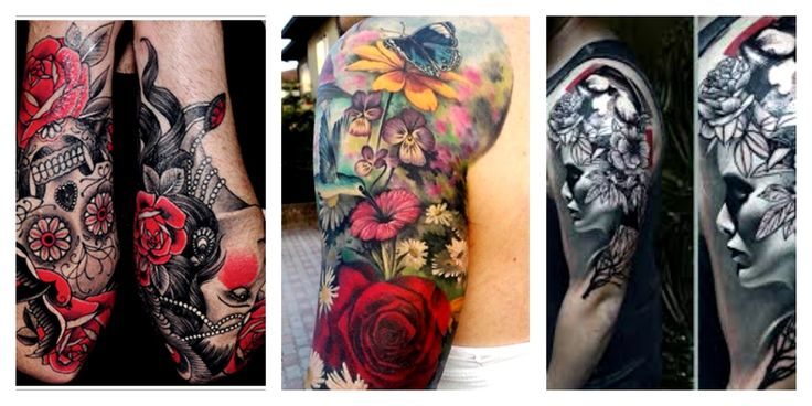 Flower Tattoos For Men Ideas And Inspiration For Guys Mens