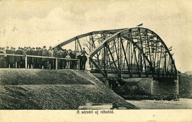 Rába-híd Sárvár