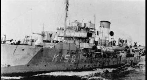 HMCS Hepatica K159