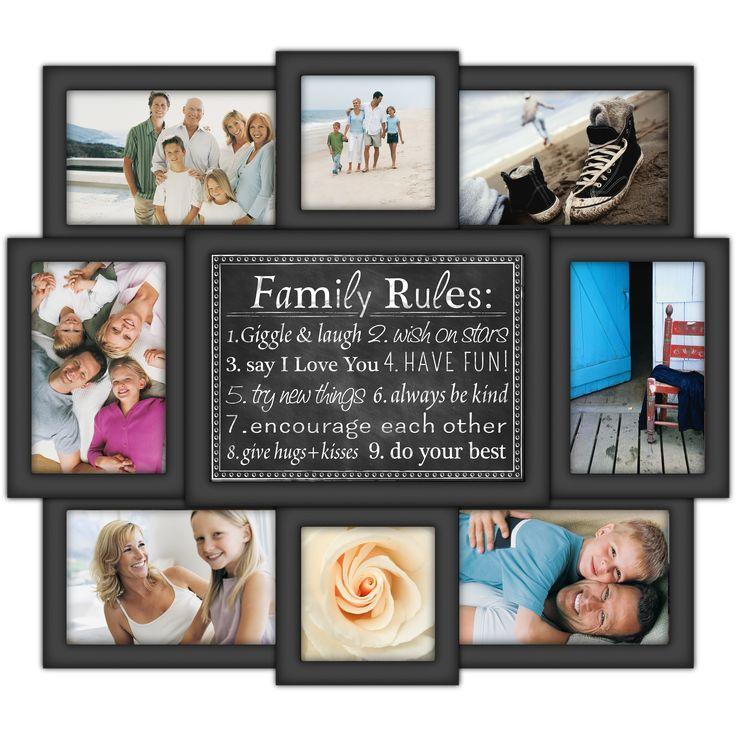 Mejores 17 imágenes de Photo frames en Pinterest | Collages marco de ...