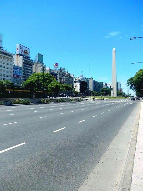 Obelisco Argentina - foto by @maaribt