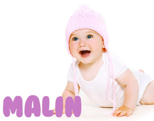 Malin | 18 Scandinavian Baby Names That'll Make You Want Kids Like, Right Now
