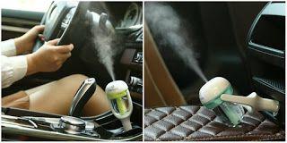 SFI WITH NOUMAN AHMAD: 12V Car Steam Humidifier Air Purifier Aroma Diffus...