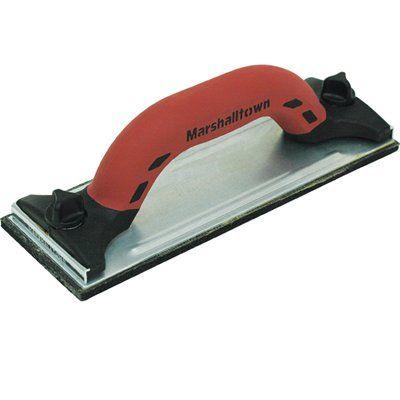 Marshalltown 9.375-in x 3.25-in DuraSoft Hand Sander