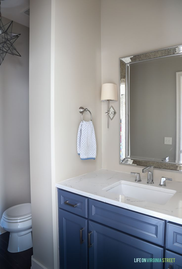 modular bathroom furniture rotating cabinet vibe. Modular Bathroom Furniture Rotating Cabinet Vibe. Powder Renovation Reveal - New, Nautical, Vibe O