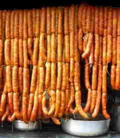 Linguica is a robust Portuguese sausage that receives far less attention than it deserves. Unlike its cousin, chorizo, linguica is more flav...