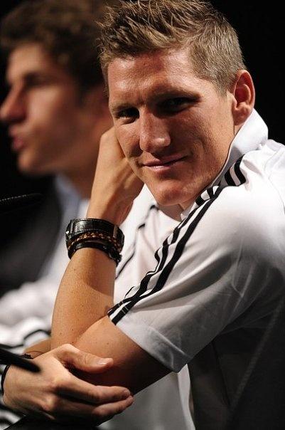 Bastian Schweinsteiger ♥