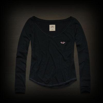 ホリスター レディース Tシャツ Hollister Daley Ranch Tee ニット Tシャツ-アバクロ 通販  #ITShop