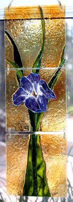Peinture décorative sur bois, toile, tissu, verre, métal. Produits Stampin'Up. Carterie et scrapbooking. Fusion de verre.