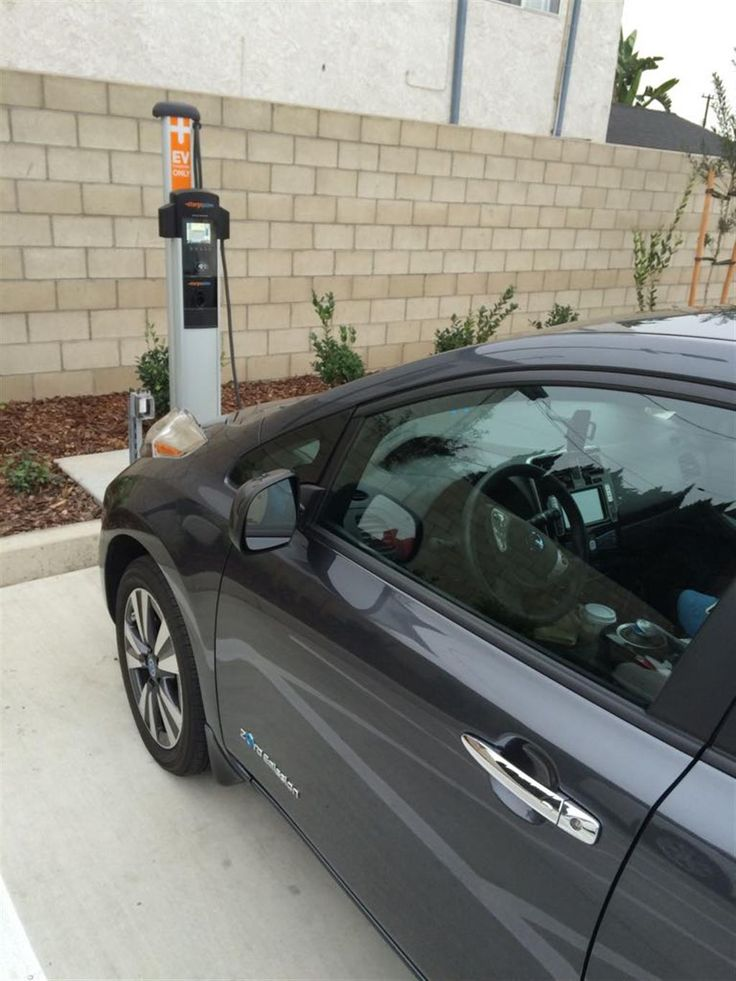 EV Charging Station at Tsunami Express Car Wash ChargedEV.com Electric Vehicle Charging Stations for Home, Retail Business, Workplace or Public Location