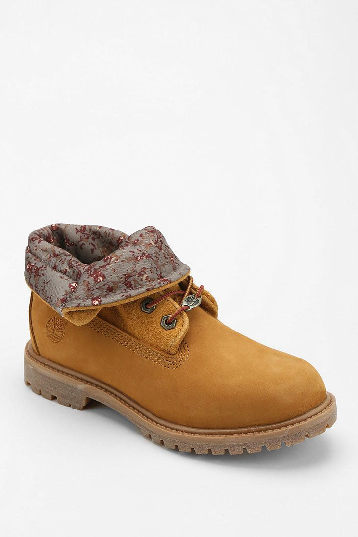 timberland roll top grey mens new winter boots