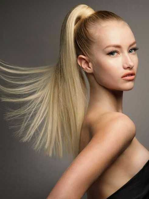 long hair ponytail styles 1000 ideas about hair ponytail on 3229 | 72089ca6bafb4298fc4082d506d12c6c