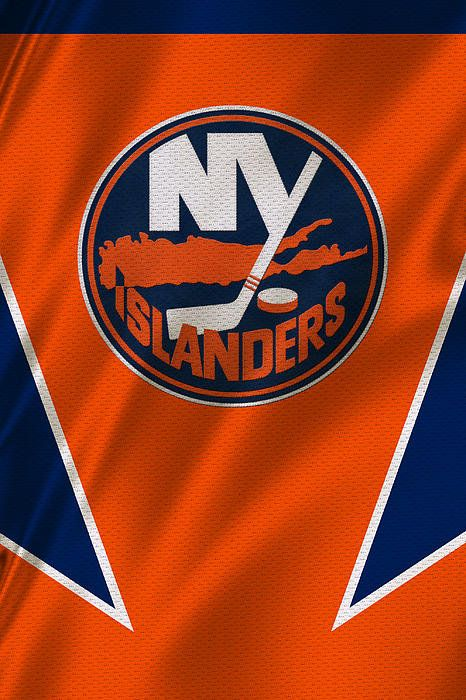 New York Islanders Print By Joe Hamilton