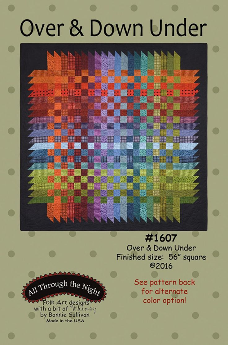 592 best Quilt Patterns and Books images on Pinterest | Quiltmuster ...