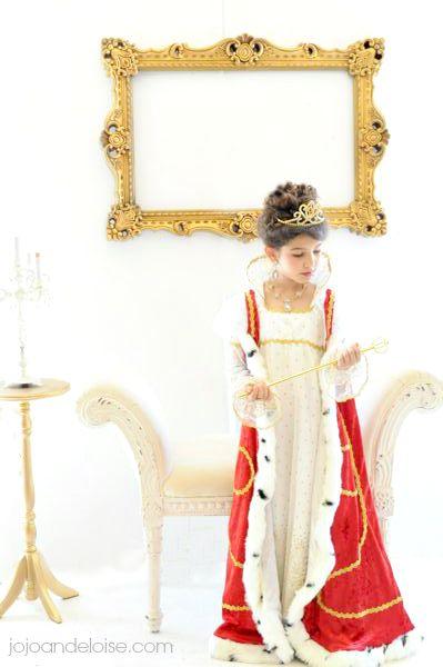 #wishcraft #kids princess empress josephine costume jojoandeloise.com chasing fireflies