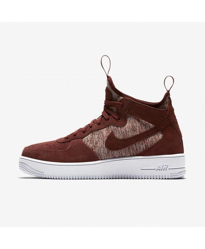 hot sales 9c4de e6182 Nike Air Force 1 UltraForce Mid Premium 921126-600 | Dope Kicks in ...