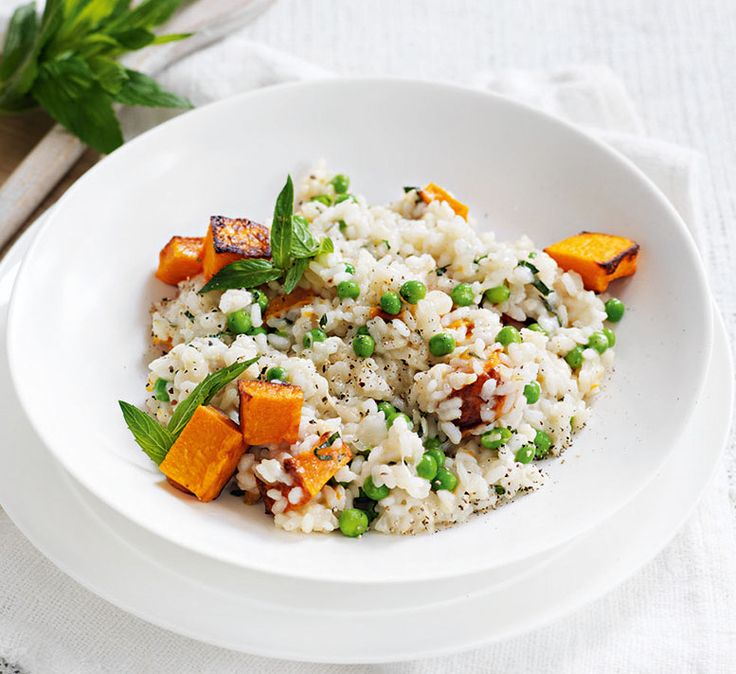 ... Rice is nice on Pinterest | Risotto, Fried rice and Mushroom risotto