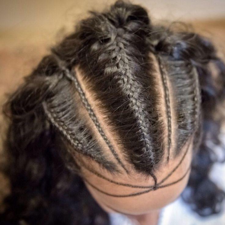 Ethiopian hair style