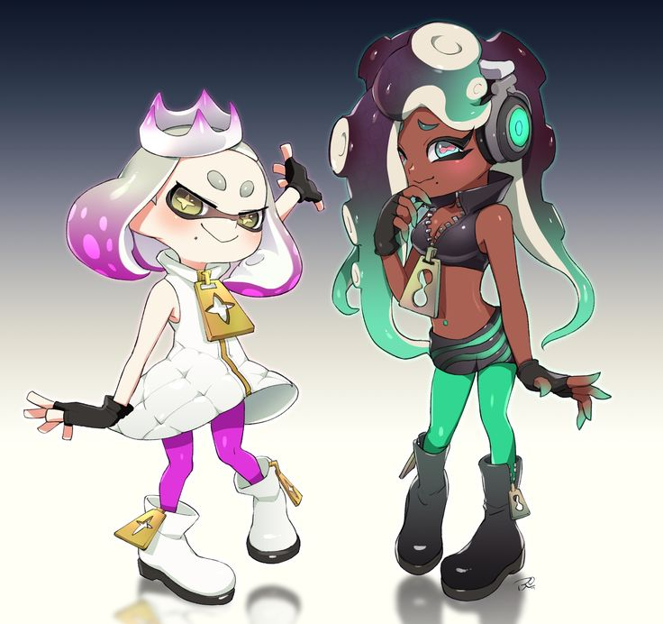 381 Best Images About Splatoon スプラトゥーン On Pinterest