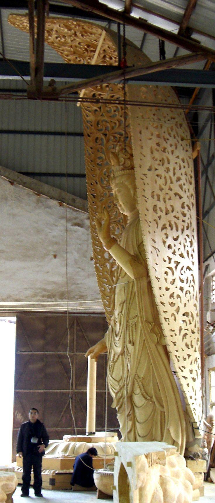 "https://flic.kr/p/eeKKm6 | Buddhist statue 仏像 - 念佛宗(念仏宗無量寿寺) 観音堂007 | www.youtube.com/user/asusume www.facebook.com/Nenbutsushu www.nenbutsushuart.tumblr.com/ www.nenbutsushu.or.jp/ Nenbutsushu Sanpouzan Muryojuji ""The Royal Grand Hall of Buddhism""  念佛宗(念仏宗無量寿寺) 総本山 兵庫県加東市"
