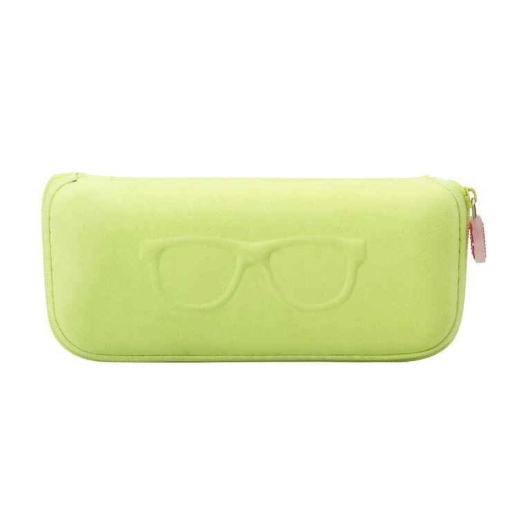 Eyeglass Case - Lime