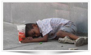 Bekjemp fattigdom,gi håp.
